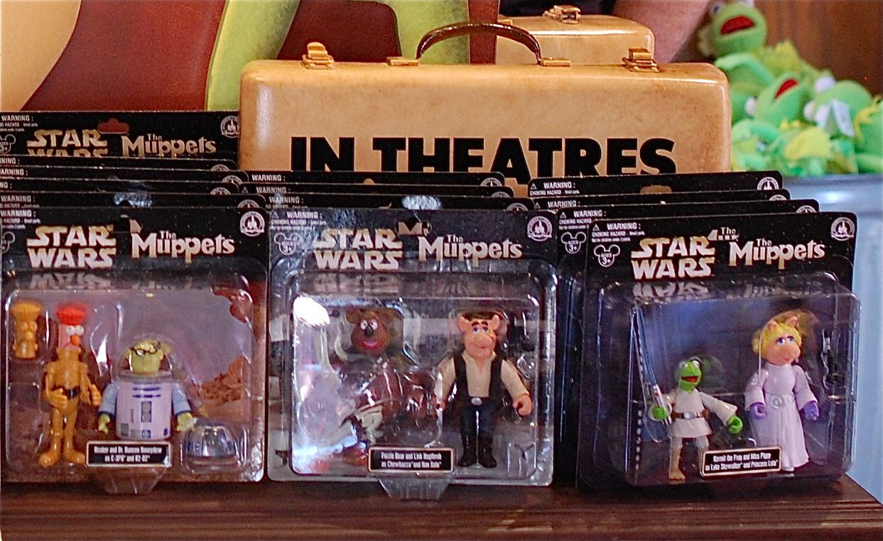 disney musings the muppets and star wars may the 4th be. Black Bedroom Furniture Sets. Home Design Ideas