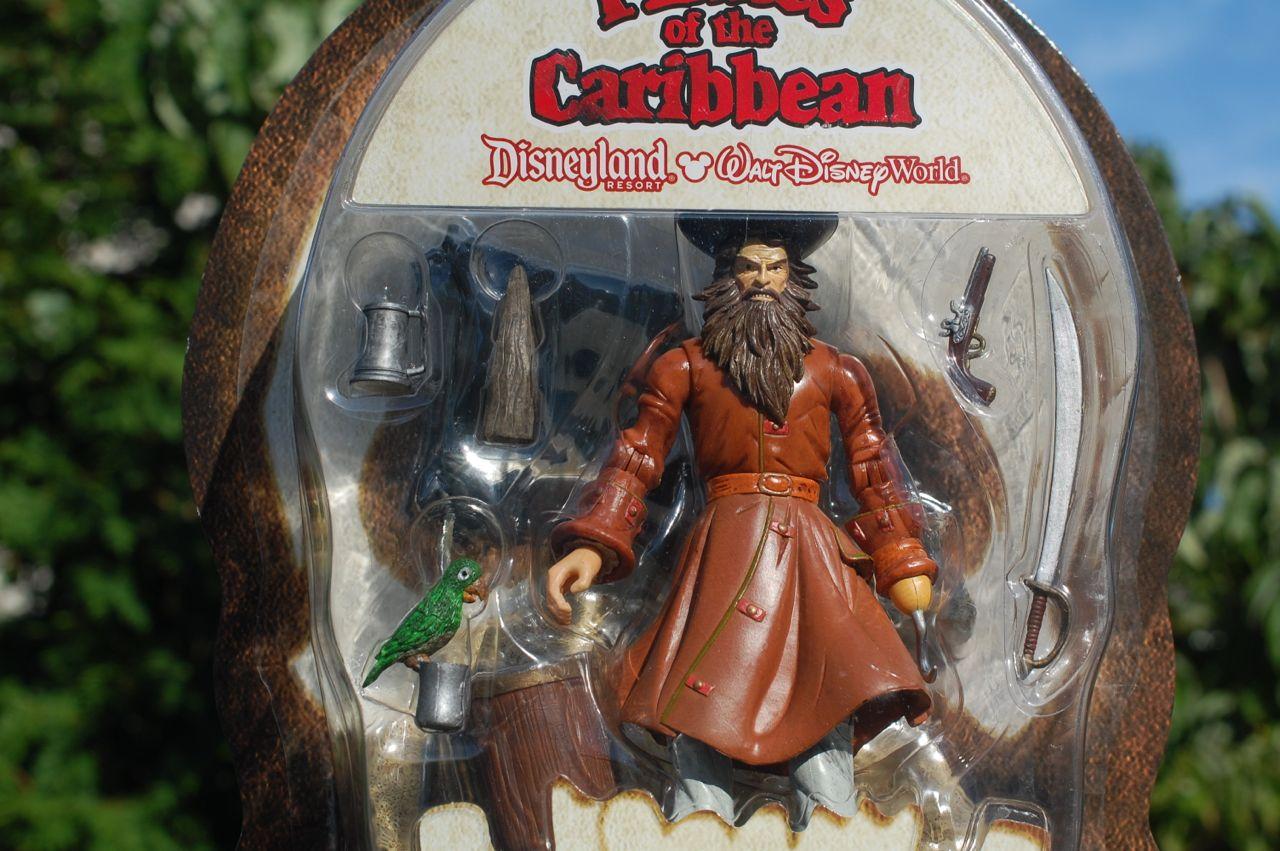 Pirates Of The Caribbean Toys : Disney musings pirates of the caribbean action figures