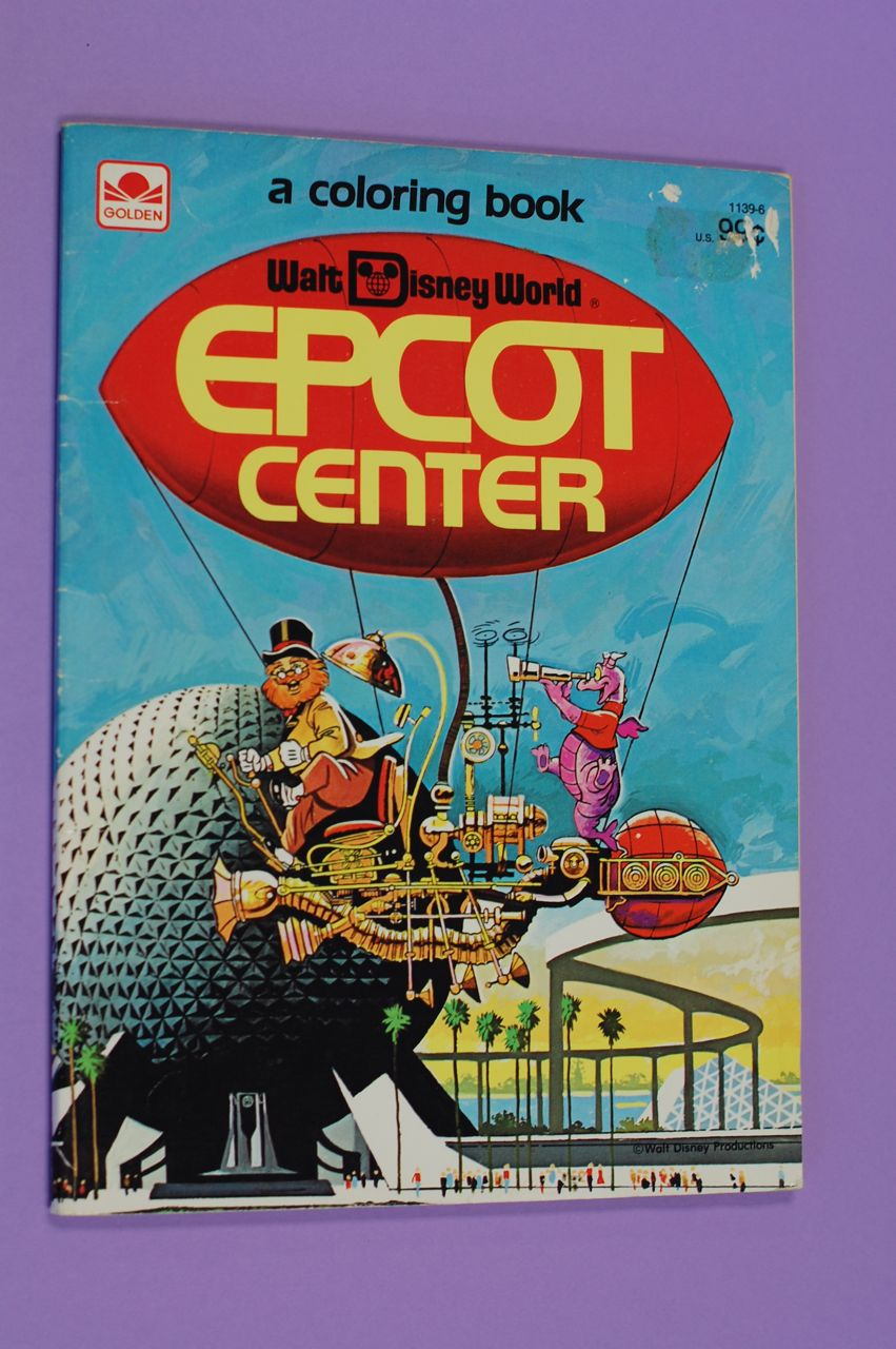 And I Love The Covers Especially This One Featuring Figment Dreamfinder While Dont Know What Year Is From For Sure It Was Likely Before 1994