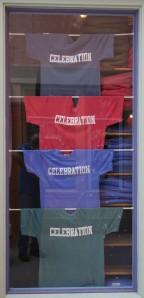 Celebration Tshirts
