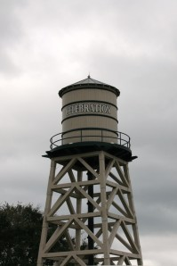 Celebration Water Tower