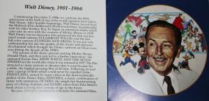 Comemorative Plate 005