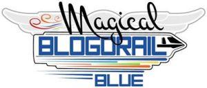Magical Blogorail Blue Logo