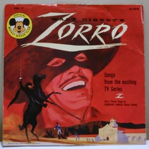 Media Zorro Record +