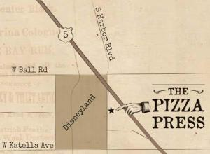 Pizza Press Map