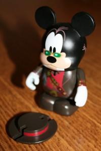 Steampunk Goofy hat off