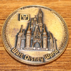 WDW Coin Front
