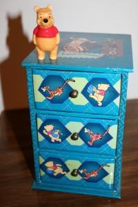 Jewellery Pooh Box +