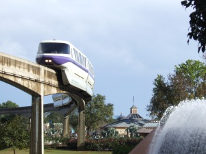 Monorail Purple