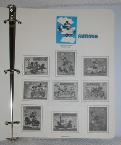 Stamps Book 4 +