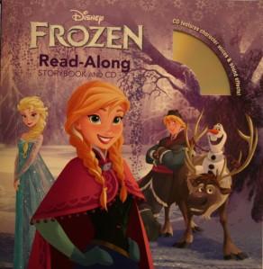 Frozen books 004