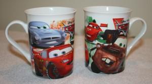 Kitchen Cars Mug Set 2 +