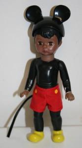McD Toys Set Mickey  B boy +