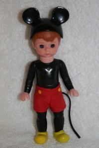 McD Toys Set Mickey  W boy +