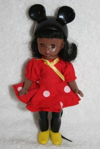 McD Toys Set Minnie B girl +