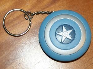 Cap America Key Chain 001