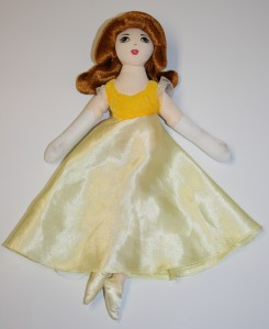 Doll China Belle +