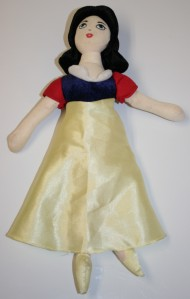 Doll China Snow White +
