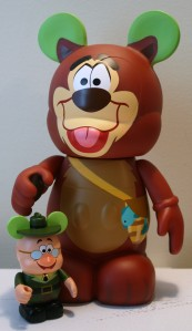 Figurine Humphrey and Ranger Vinylmation +