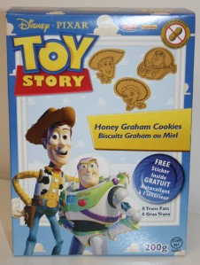 Kitchen Toy Story Cookies 1 +