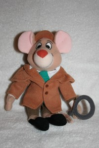 Plush Basil of Baker Street +