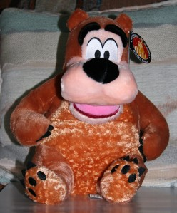 Plush Humphrey +