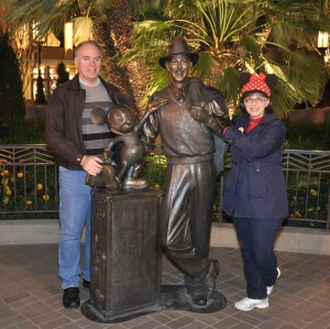 Walt and Mickey 2