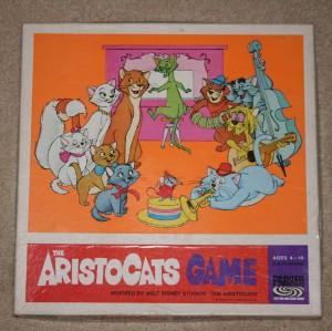 Game Aristocats +