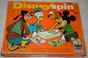 Game DisneySpin +