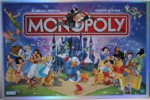 Game Monopoly Disney +