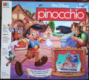 Game Pinocchio 3D +