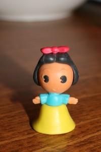 Special Princess Erasers 4 +