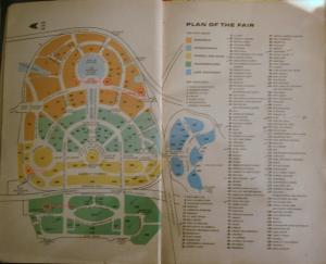 World Fair Map