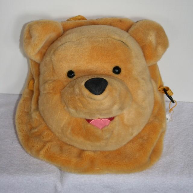 Clothing Pooh Backpack Plush +