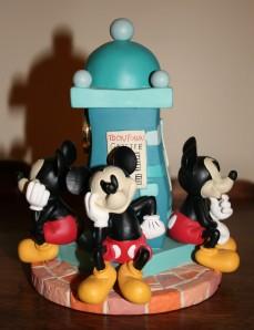 Figurine Clock Tower Mickey 2 +
