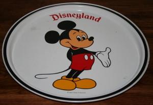 Tin Plate Disneyland +