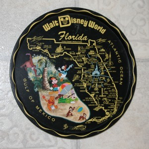 Tin Plate Florida 1+