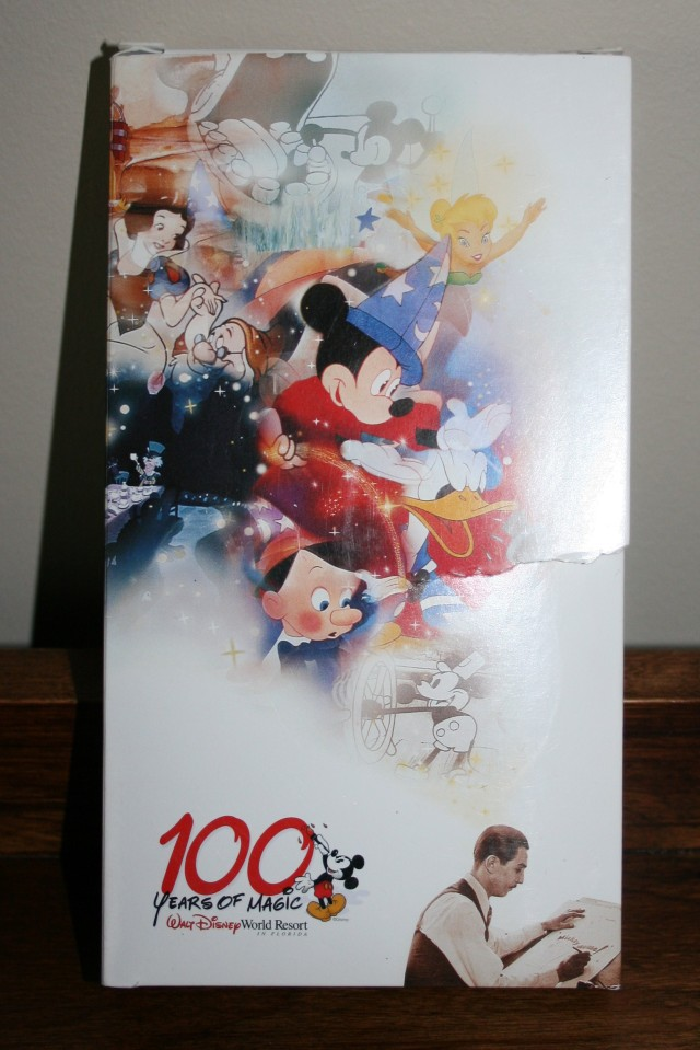 100 Years of Magic VHS 046
