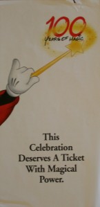 100 Years of Magic VHS 050