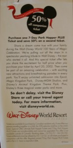 100 Years of Magic VHS 051