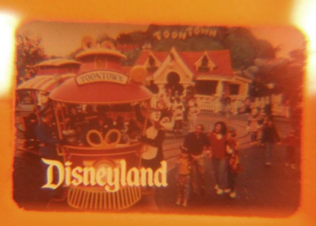 McD Toys Disneyland TT 2 +