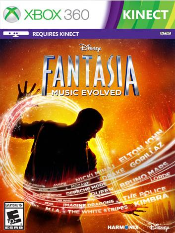 Fantasia Game cover