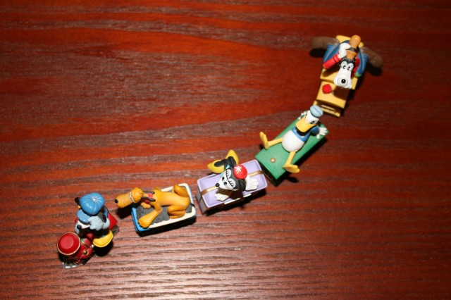 Toy Train 012