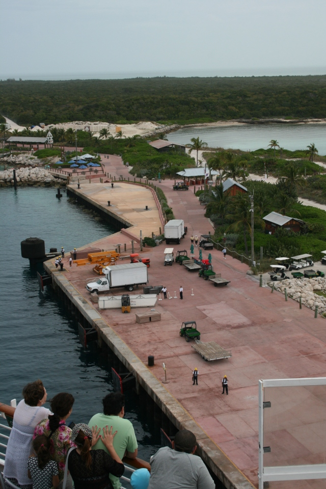 Disney Cruise Vacation 102