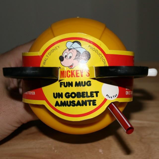 Mickey Fun Mug 004