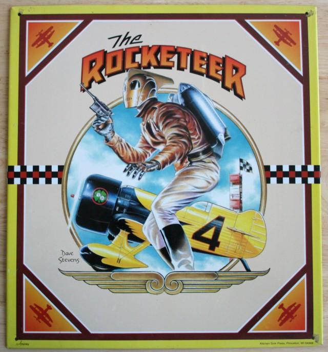Rocketeer Plaque 004