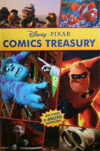 Comics Treasury 001