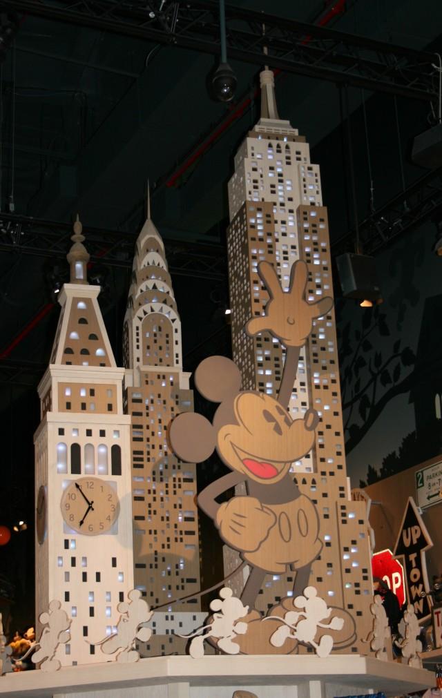 Mickey in New York