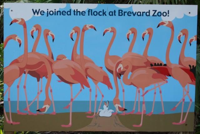 Brevard Zoo Sign