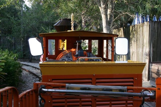 Brevard Zoo Train